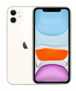 điện thoại di động iphone 11 64g/128g trắng quốc tế