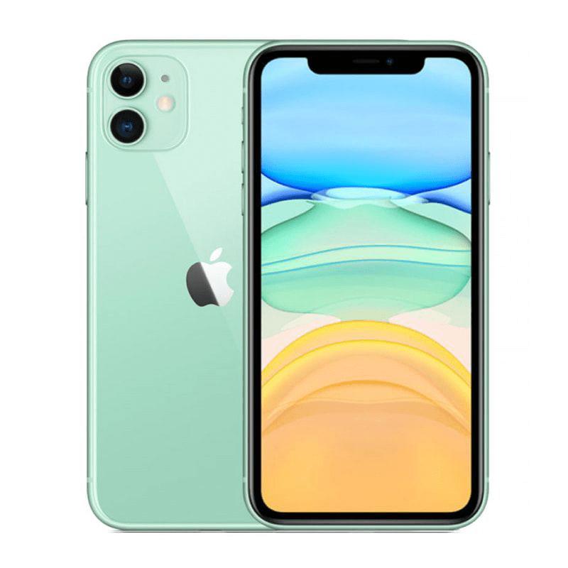 điện thoại di động iphone 11 64g/128g xanh quốc tế