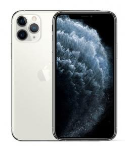 điện thoại di động iphone 11 pro max 64g/256g trắng quốc tế