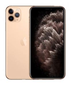 điện thoại di động iphone 11 pro max 64g/256g vàng quốc tế