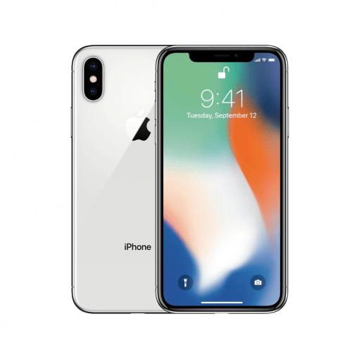 điện thoại di động iphone x 64g/256g trắng quốc tế
