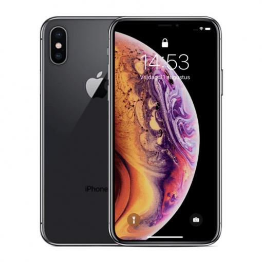 điện thoại di động iphone xs max 64g/256g đen quốc tế