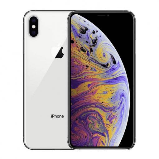 điện thoại di động iphone xs max 64g/256g trắng quốc tế