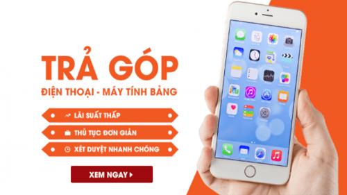mua điện thoại iphone trả góp