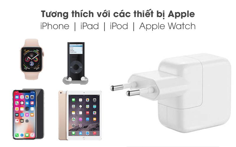 củ mua sạc 12w iphone/ipad/ipod quảng ngãi