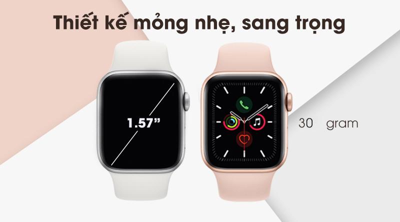 apple watch series 5 40mm tgdd quảng ngãi