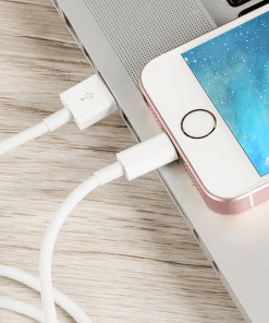 dây cáp sạc lightning 1m apple iphone ipad ipod