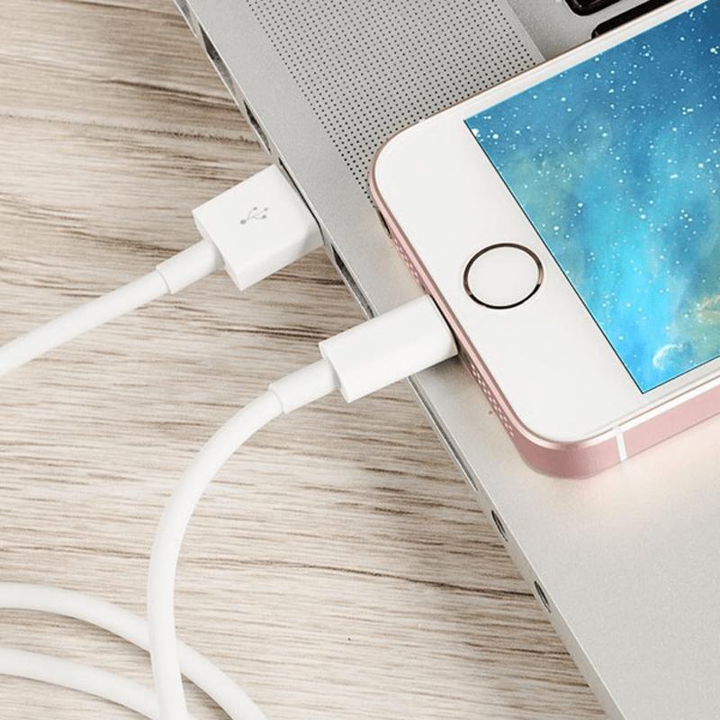 dây cáp sạc lightning 1m apple iphone ipad ipod