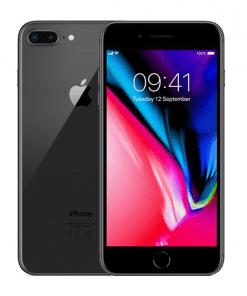 điện thoại di động iphone 8 plus 64/128/256g đen quốc tế