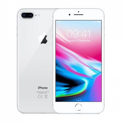 điện thoại di động iphone 8 plus 64/128/256g trắng quốc tế