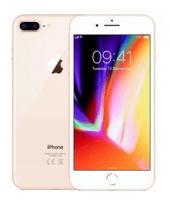 điện thoại di động iphone 8 plus 64/128/256g vàng quốc tế
