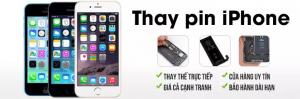 giá thay pin iphone quảng ngãi