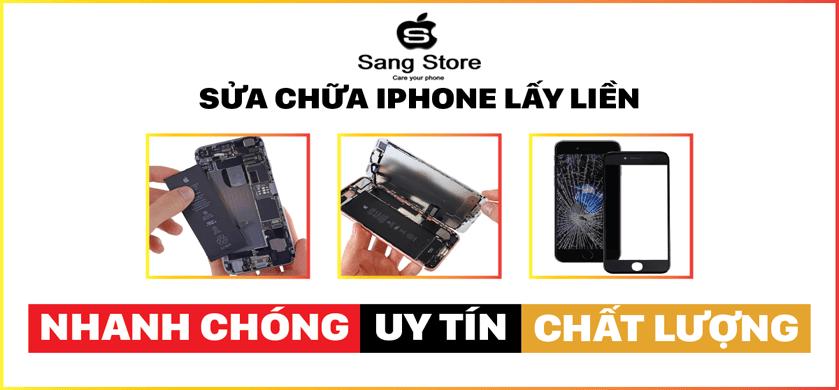 sửa chữa iphone quảng ngãi uy tín