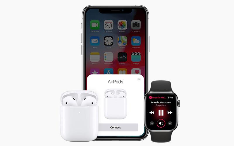 tai nghe airpods 2 iphone quảng ngãi