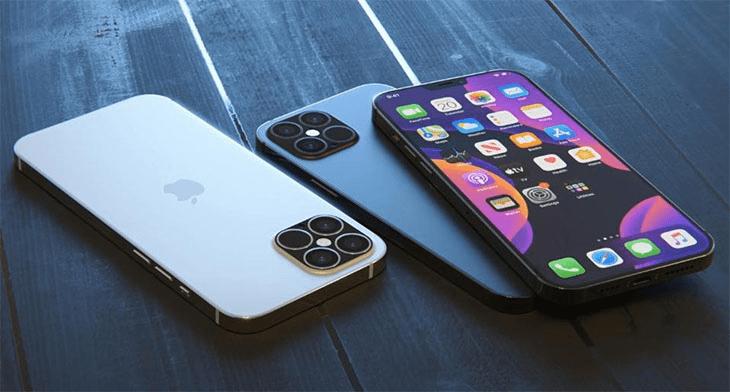 dung lượng của iphone 13 mini pro max