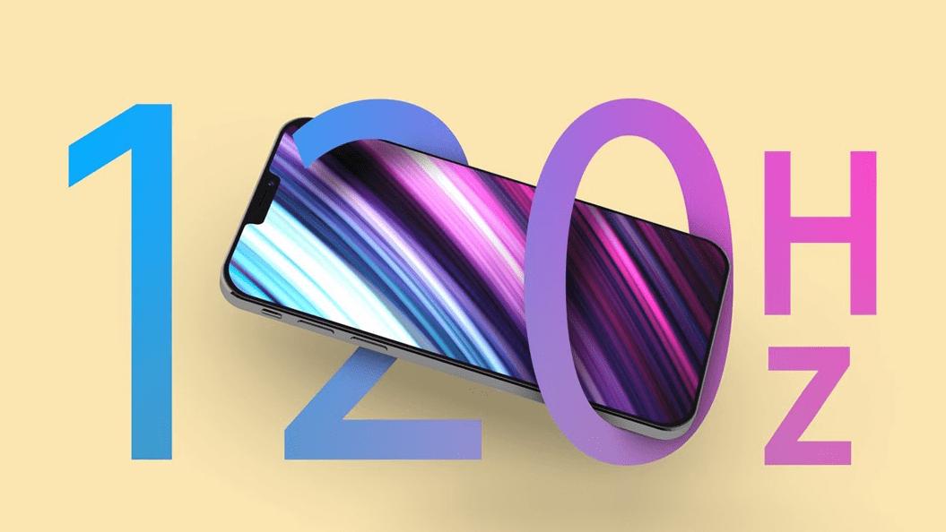 tấm nền promotion oled của iphone 13 mini pro max